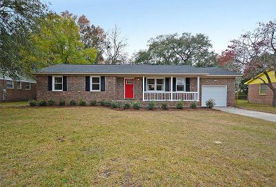 Charleston Single Family Home Contingent: 15 Rice Drive