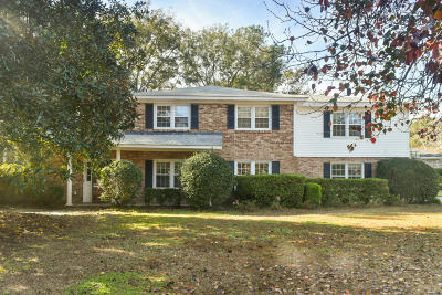 Mount Pleasant Single Family Home For Sale: 696 Pawley Road