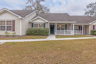 Johns Island Attached For Sale: 3269 Walter Drive