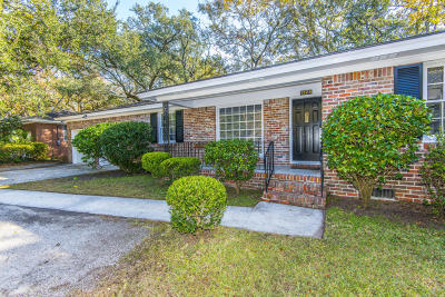 Charleston Single Family Home Contingent: 1325 Orange Grove Road