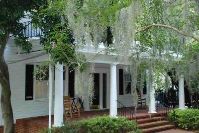 Single Family Home For Sale: 523 Hampton Street