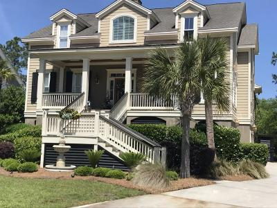 Mount Pleasant Single Family Home For Sale: 2609 Kiln Creek Circle