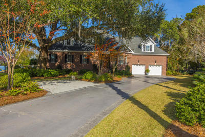 Mount Pleasant Single Family Home For Sale: 1375 Deep Water Drive