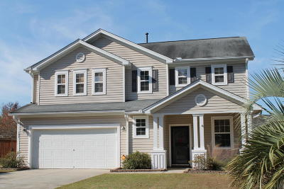 Ladson Single Family Home For Sale: 102 Reading Court