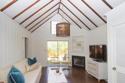 Charleston Single Family Home Contingent: 16 Dunnemann Avenue