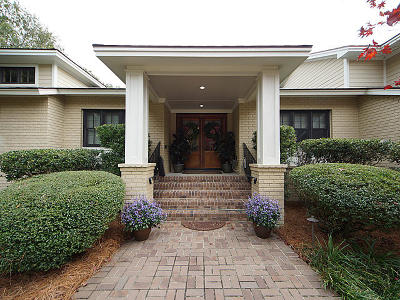 Charleston Single Family Home For Sale: 897 Kushiwah Creek Court
