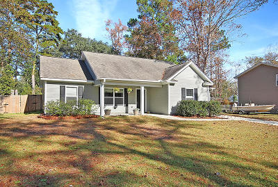 Johns Island Single Family Home Contingent: 1933 Suzanne Street
