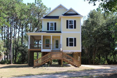 Edisto Island Single Family Home For Sale: 377 Deer Track Drive