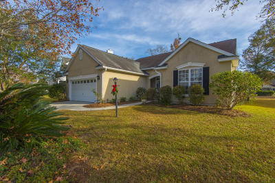 Single Family Home Contingent: 338 Cabrill Drive