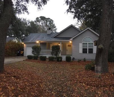 Charleston Single Family Home For Sale: 1551 Highland Avenue