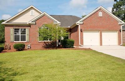 Charleston Single Family Home For Sale: 5403 Barnsley Drive