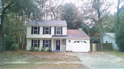Goose Creek Single Family Home For Sale: 103 Berringer Drive