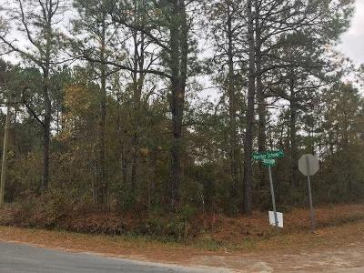Awendaw Residential Lots & Land Contingent: 1155 Alston Dingle Road