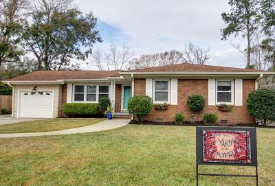 Charleston Single Family Home For Sale: 1520 Birthright Street