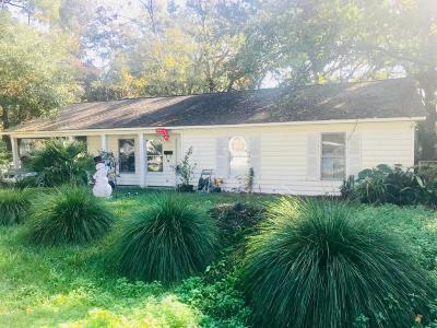 Single Family Home Contingent: 303 Live Oak Avenue