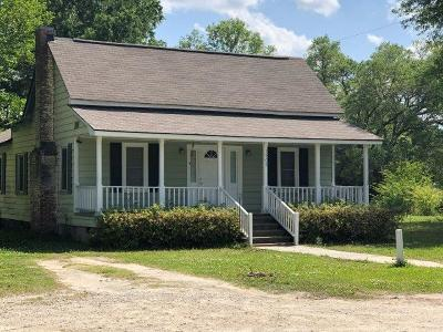 Single Family Home For Sale: 1707 Central Avenue