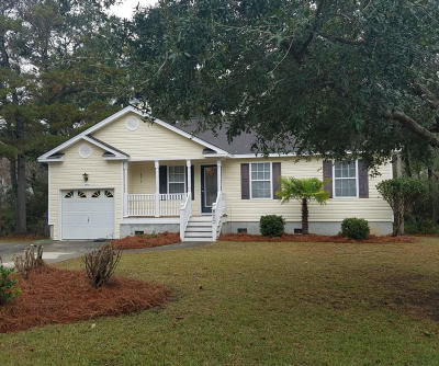 Charleston Single Family Home For Sale: 2042 Wadsbury Lane