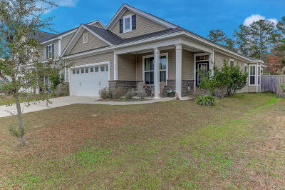 Goose Creek Single Family Home For Sale: 316 Foster Greens Court