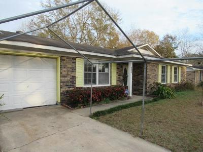 Ladson Single Family Home For Sale: 4456 Jenwood Street