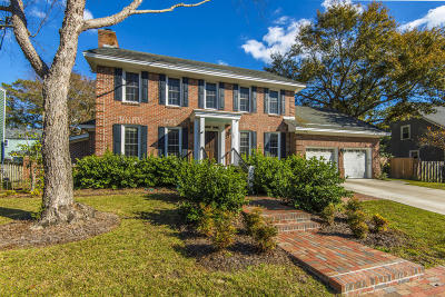 Mount Pleasant Single Family Home For Sale: 764 Milldenhall Road