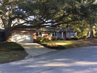 Charleston Single Family Home For Sale: 1920 Earl Court