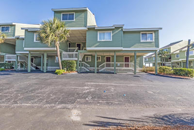 Isle Of Palms Attached For Sale: 10 Mariners Walk #B