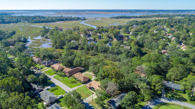 Charleston Single Family Home For Sale: 345 Canterbury Road