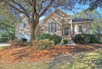Johns Island Single Family Home For Sale: 3075 Maritime Forest Drive