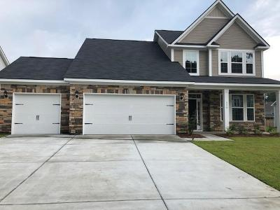 Moncks Corner Single Family Home For Sale: 420 Stonefield Circle