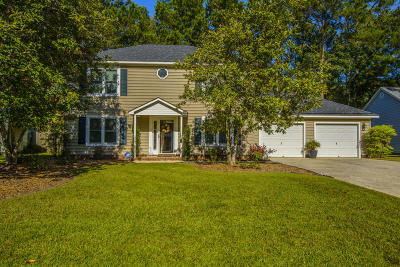Goose Creek Single Family Home For Sale: 107 Church Place