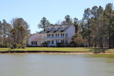 Single Family Home For Sale: 701 Trulock Vineyards Road