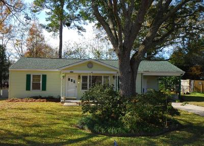 Goose Creek Single Family Home For Sale: 114 Cannon Avenue