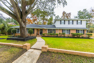 Charleston Single Family Home For Sale: 1226 Winchester Drive