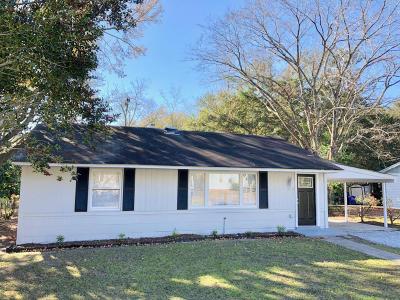 North Charleston Single Family Home For Sale: 2815 Peacock Avenue