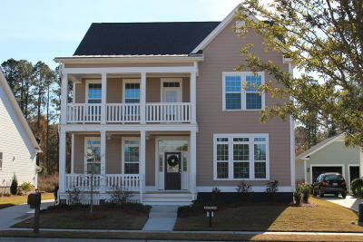 Ravenel Single Family Home For Sale: 4222 Home Town Lane
