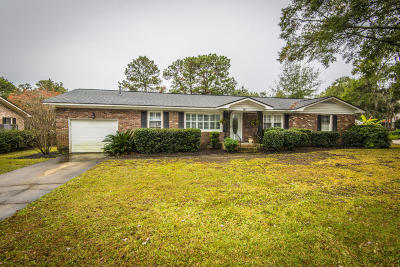 Charleston SC Single Family Home Contingent: $469,000
