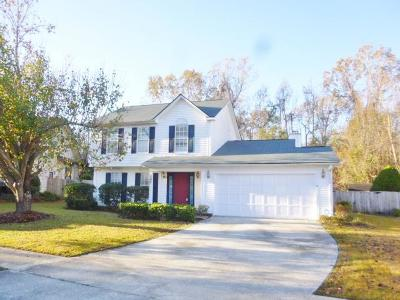 Goose Creek Single Family Home For Sale: 190 Winding Rock Road
