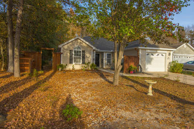 Ladson Single Family Home For Sale: 2001 Limpet Lane
