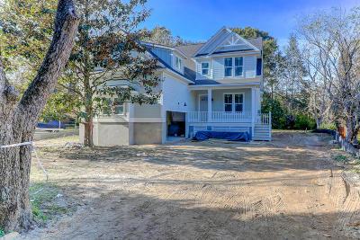 Charleston Single Family Home Contingent: 821 Targave Road