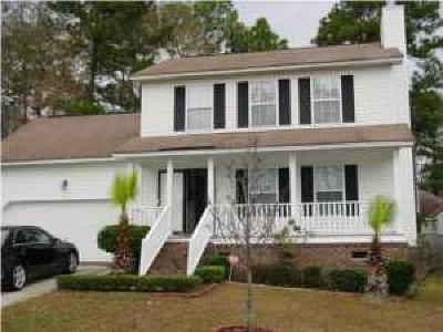 Goose Creek Single Family Home For Sale: 231 Somerset Drive