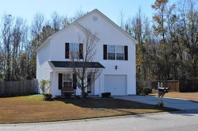 Moncks Corner Single Family Home For Sale: 3039 Maple Leaf Drive
