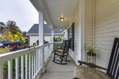 Charleston Single Family Home For Sale: 840 Bent Hickory Road