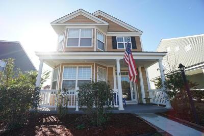 Moncks Corner Single Family Home For Sale: 131 Red Leaf Boulevard