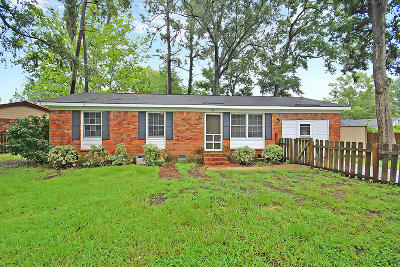 Goose Creek Single Family Home For Sale: 108 Water Oak Dr