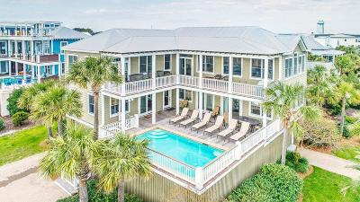 Isle Of Palms Single Family Home Contingent: 901 Ocean Boulevard
