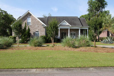 North Charleston, West Ashley Single Family Home For Sale: 4222 Club Course Drive