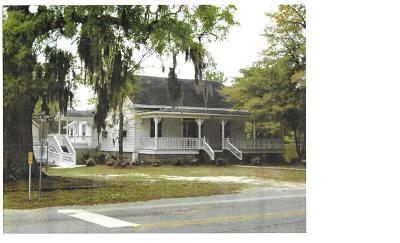Summerville Single Family Home For Sale: 315 N Magnolia Street