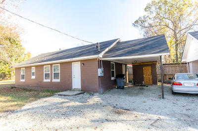 North Charleston Single Family Home For Sale: 2245 Russelldale Avenue