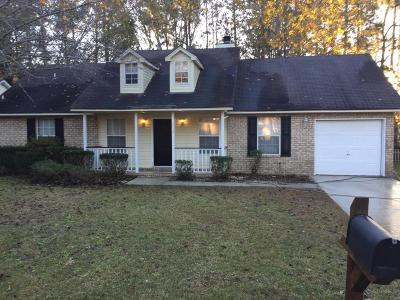 Summerville Single Family Home For Sale: 114 Jigsaw Road