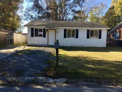 Goose Creek Single Family Home For Sale: 65 Tanbark Court